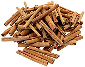 8cm Dried Cinnamon Sticks 250g 30-40 Sticks Floristry Wreath Decoration