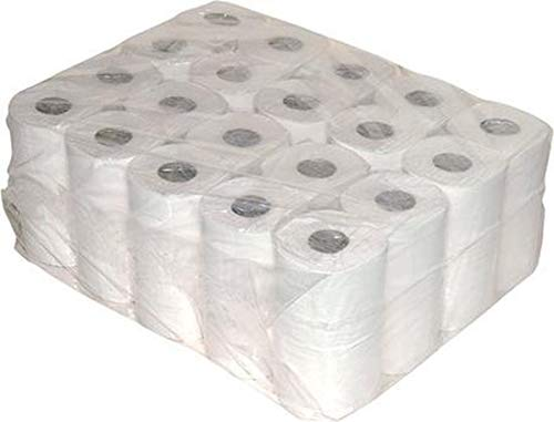 40 rollen Wc papier, recycled, 400 vel, 2 laags