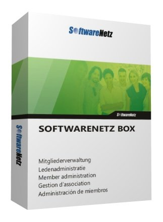 Softwarenetz Mitgliederverwaltung