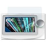 atFoliX Anti-Choc Film Protecteur Convient pour Vorwerk Thermomix® TM6®, Film Protecteur Ultra Clair et Absorbant Les Chocs FX Protecteur d'écran (2X)