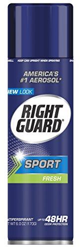 Right Guard Sport Fresh Deodorant Aerosol - 6oz