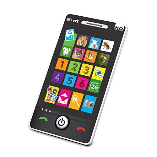 Kidz Delight Smooth Touch Smart Phone Toy ( Gender: Boys, Girls )