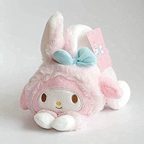 NC87 Die Plüschkatze Puppe mit großen Ohren Pudding Hund Eigelb Frosch Kleine...