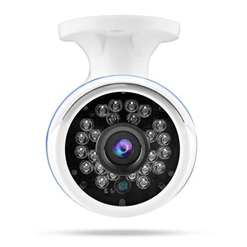 FOLOSAFENAR Cámara de vigilancia del hogar de la cámara de Seguridad de 1080P HD con Prenda Impermeable IP66(PAL Format)