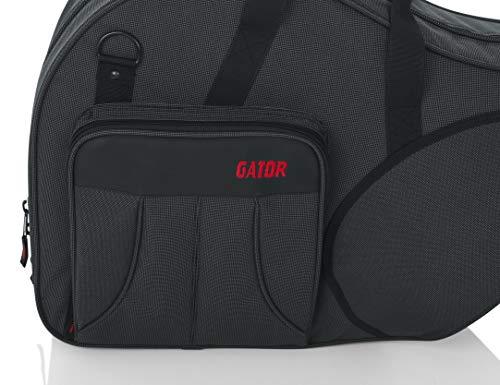 GATORゲーターフレンチホルン用軽量セミハードケースGLBandSeriesEPS製GL-FRENCHHORN-A【国内正規品】