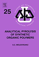 Analytical Pyrolysis of Synthetic Organic Polymers (ISSN Book 25)