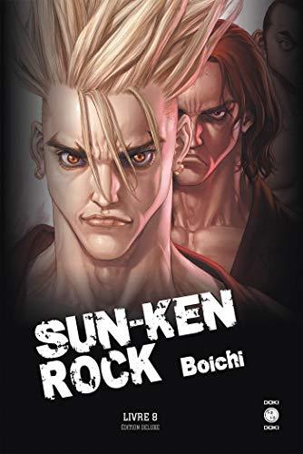 Sun-Ken Rock Edition deluxe Tome 8