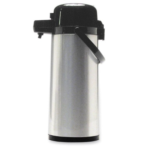 "Coffee Pro CFPCPAP22 Carafes and Airpots, 8"" Length, 8"" Width, 8"" Height, 16 lb"