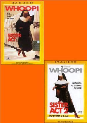 sister act (2 dvd) box set
