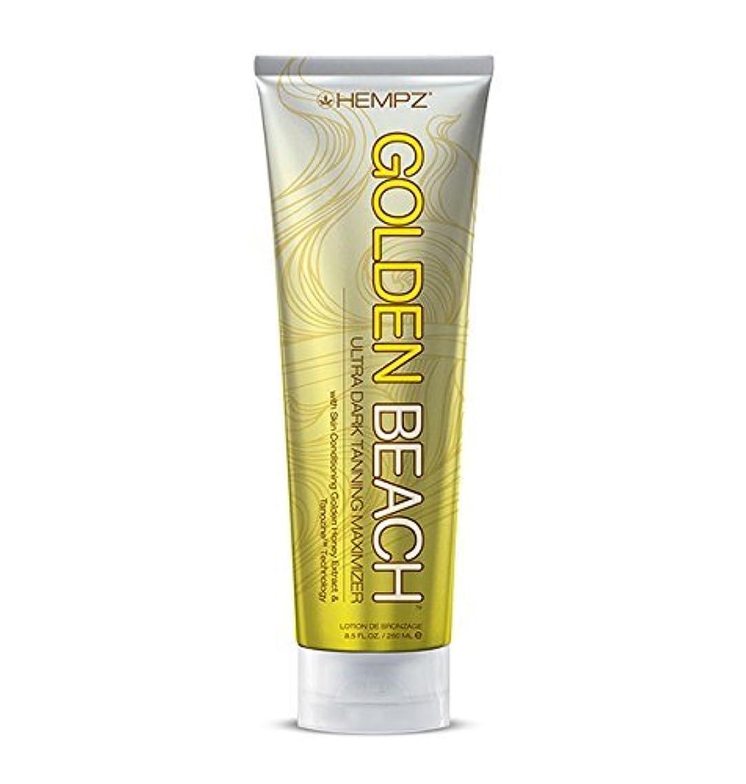 Hempz Hempz golden beach tan maximizer, off white, island mango, 8.5 fluid ounce, 8.5 Ounce