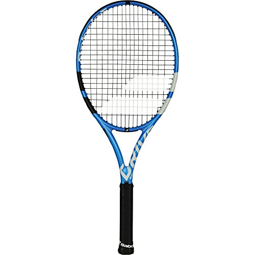 Babolat, racchetta da tennis Pure Drive, da adulto, 2018, Blue, Grip Size 3 (4 3/8 Inches)