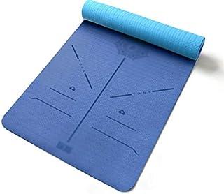 NYKK Exercise Yoga Mat Home Thickening Yoga Mat Beginner Non-Slip Yoga Mat Indoor Fitness Mat Premium Yoga Mat