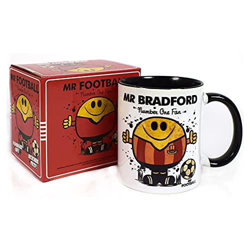 Mr Bradford City Mug - Gift Merchandise for Football Fan