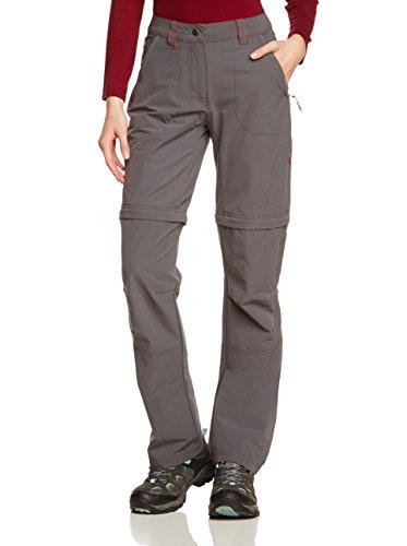 Salewa valparola Dry 2/1 lon Pantalon pour Homme XL Noir - Gris foncé