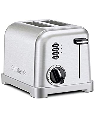 CUISINART CORP CPT-160BCH 2 Slice Chrome toaster