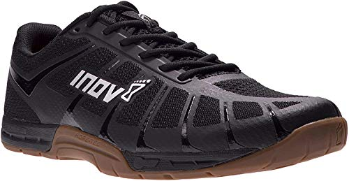 Inov-8 Womens F-Lite 235 V3 - Ultimate Supernatural Cross Training Shoes - Flexible and Lightweight - Black/Gum 7.5 W US