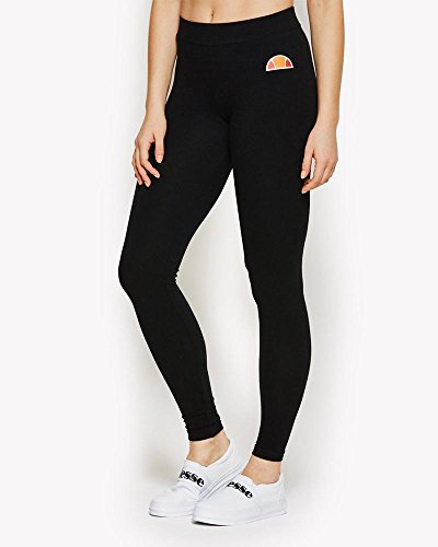 Ellesse Damen Solos 2 Legging - Schwarz - 36(8 UK)