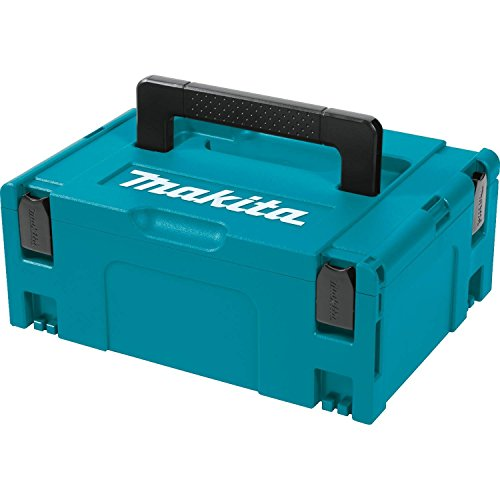 Makita 197211-7 Medium Interlocking Case, 6-1/2' x 15-1/2' x 11-5/8'