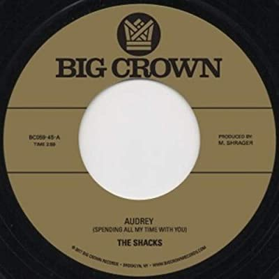 """Audrey/Fly Fishing [7"""" VINYL] by Big Crown"""