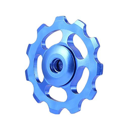 roldanas MTB roldanas Cambio MTB Cerámica Rueda Jockey Bicicleta Rueda Jockey Bicicleta Rueda Jockey Rueda de Bicicleta de 13T Blue,1