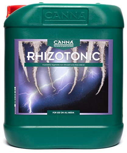 CANNA Rhizotonic Vegetative Stimulator For Plant Roots In 250Ml 1 Or 5 Litre (5...