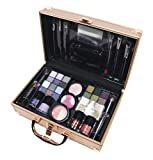 THE COLOR WORKSHOP - Coffret maquillage rose gold Bon Voyage