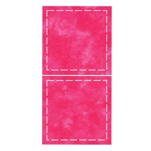AccuQuilt GO! Fabric Cutting Dies; Square 3-1/2 inch; Quilt Block B