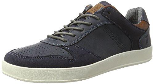 bruno banani Herren 136 195 Sneakers Blau (Navy) 44 EU