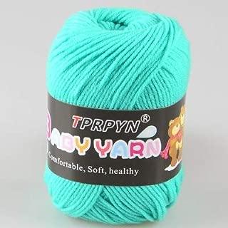 cotton yarn - TPRPYN 1Pc=50g Soft Skin-Friendly Milk Cotton Yarn Crochet Yarn for Knitting Doll Sweater