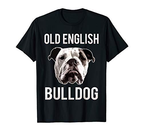 Old English Bulldog Stolzer OEB Besitzer Liebhaber Aiden T-Shirt