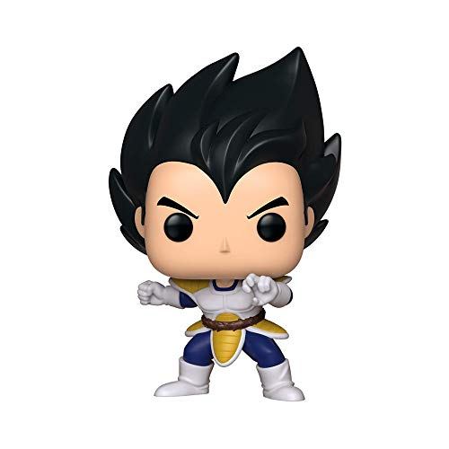 Pop! Vinilo: Dragonball Z S6: Vegeta