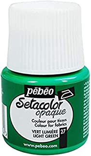 PEBEO Setacolor Opaque Fabric Paint 45-Milliliter Bottle, Shade 27