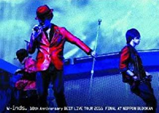 w-inds. BEST LIVE TOUR 2011 FINAL at 日本武道館(初回限定盤フォトブック+スリーブ付) [DVD]