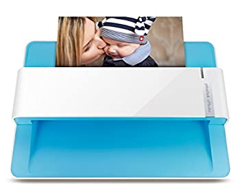 Plustek Photo Scanner - ephoto Z300 Scan 4x6 Photo in 2sec Auto Crop and Deskew with CCD Sensor Support Mac and PC
