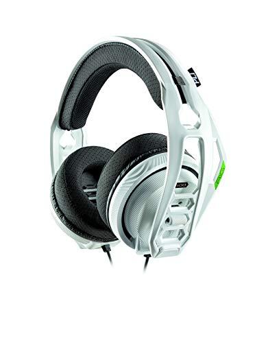 Plantronics RIG 400HX Binaural Diadema Negro auricular con micrófono - Auriculares con...