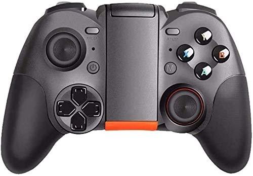 YUYANDE Joystick de Controlador de Juego inalámbrico 2.4G para PC / PS3 / para Nitendo Switch/Switch Lite/Teléfonos Android, Tablets Gamepad Black