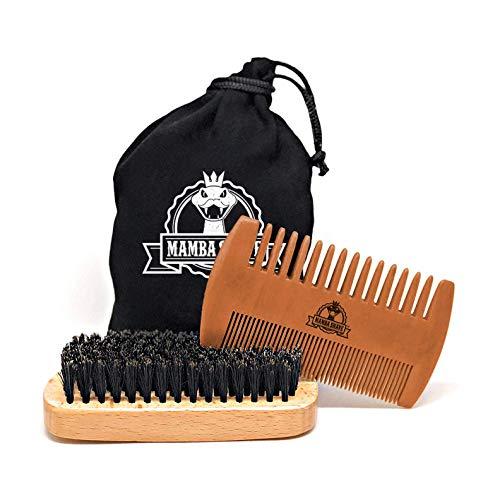 Peines Barbería marca Mamba Shave
