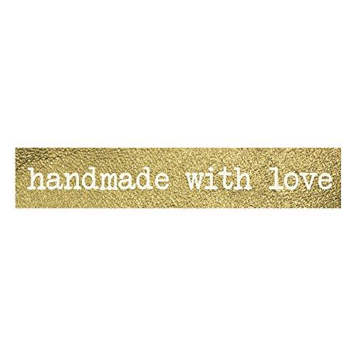 Rayher 60878000Washi Tape Handmade with Love