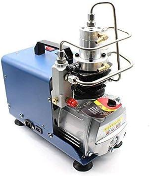 30mpa 1800w Hochdruck Luft Kompressor Pcp Airgun Scuba Luft Pumpe 220v Hochdruckluftpumpe Luftkompressor Baumarkt