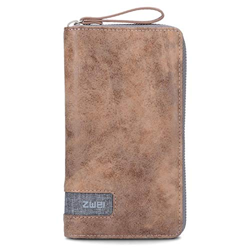 zwei O.Wallet OW2 Börse 19 cm Stone