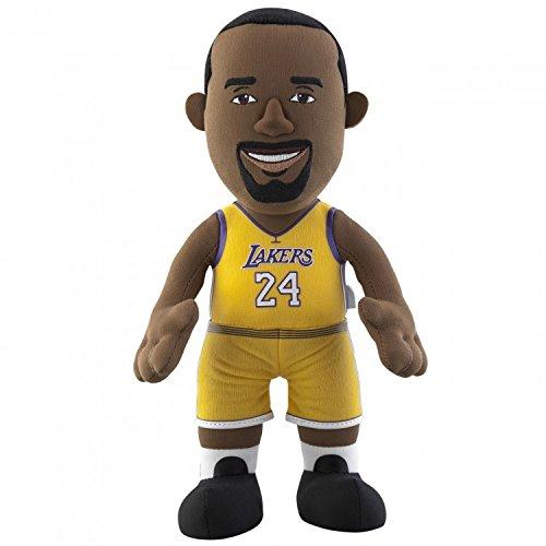 Bleacher Creatures NBA KOBE BRYANT #24 - Los Angeles Lakers Plush Figure