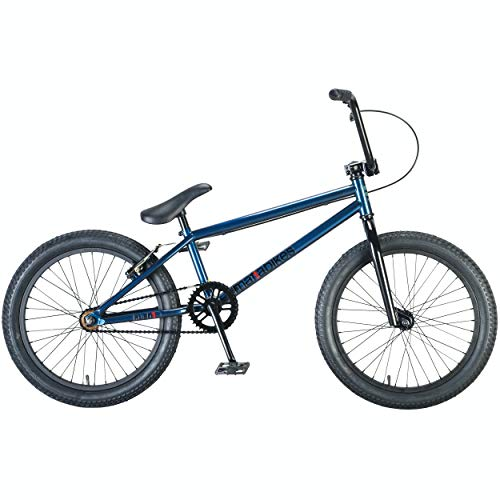 Mafiabikes Kush1 K2 Blue Black 20 inch BMX Bike