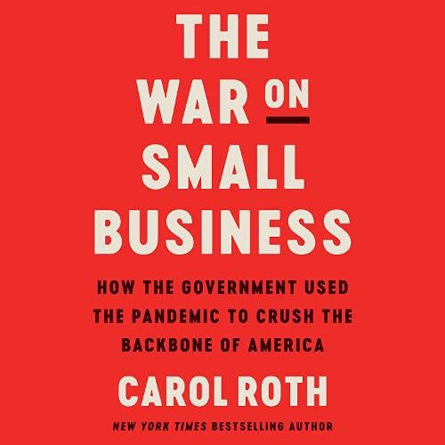 The War on Small Business cover art