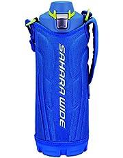 タイガー 水筒 1.2L サハラ ステンレスボトル スポーツ 直飲み 広口 保冷専用 ブルー MME-E120AN
