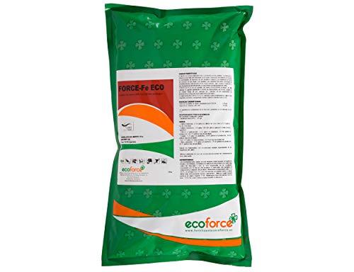 CULTIVERS Quelato de Hierro Fertilizante Ecológico de 250 gr. Reverdeciente anticlorosis. Nutriente Fundamental para Las Plantas (6% Fe-EDDHA orto orto 4,8 % ). Force Fe