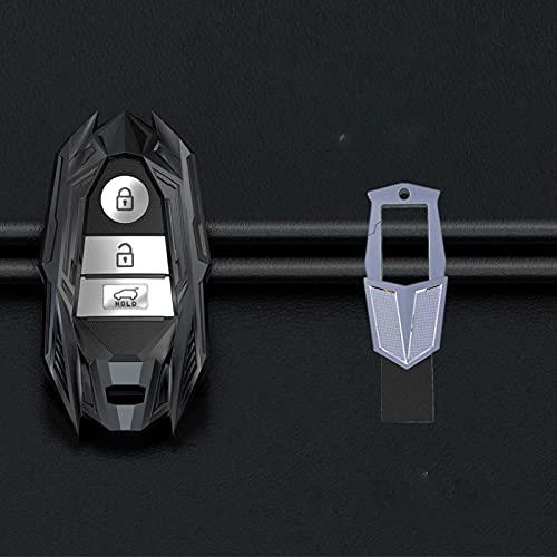 Funda para Llave remota de Coche de aleación de Zinc, Apta para Kia KX3 KX5 K3S Rio Ceed Cerato K2 K3 K4 Optima K5 Sportage R Sorento Fob Cover