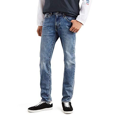 Levi's Hombre 511 Slim Fit Advanced Stretch Jean Jeans - Azul - 29W x 30L