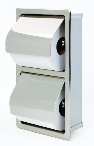 Top 10 best selling list for bradley recessed toilet paper holder