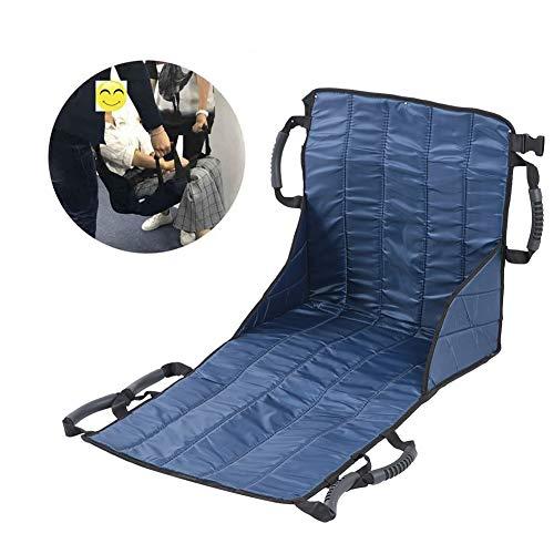 DEWIN Aufstehhilfe Bett - Patientenlifter Patientenlift Sling Transfer Sitzpolster Medizinische Mobilität Notfall Rollstuhl Transportgurt