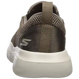 Skechers Men's GO Walk Evolution Ultra-Impeccable Sneaker, Khaki, 10 X-Wide